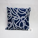 Throw Pillow Made With Sunbrella Maritime Nautical 145239-0000