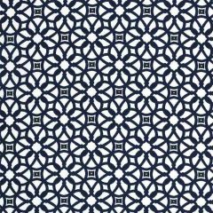 Sample of Sunbrella Luxe Indigo 45690-0000