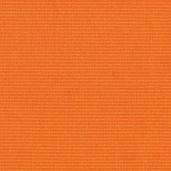 Sample of Sunbrella Canvas Tangerine 5406-0000