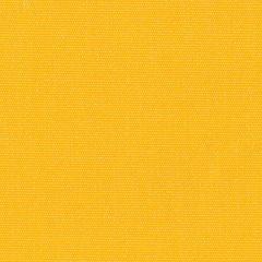 Sample of Sunbrella Canvas Sunflower Yellow 5457-0000