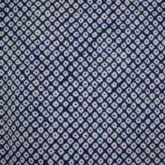 Sample of Sunbrella Shibori Indigo 145360-0001