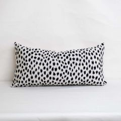 Throw Pillow Made With Sunbrella Agra Classic 145147-0005 - Reversible (Light Side)