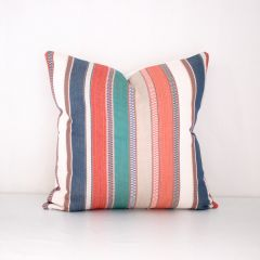 Throw Pillow Made With Sunbrella Ascend Tropical 145410-0008
