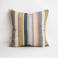 Throw Pillow Made With Sunbrella Ascend Vintage 145410-0001