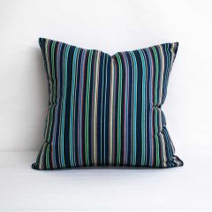 Throw Pillow Made With Sunbrella Cultivate Breeze 56100-0000