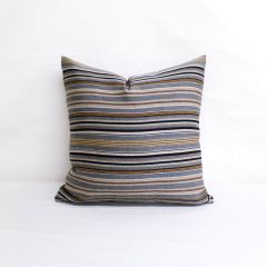 Throw Pillow Made With Sunbrella Cultivate Stone 56107-0000
