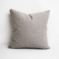 Throw Pillow Made With Sunbrella Dimple Dune 46061-0012