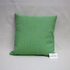 Throw Pillow Made With Sunbrella Dupione Paradise 8050-0000