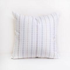 Throw Pillow Made With Sunbrella Esti Limestone 44349-0027