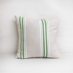 Throw Pillow Made With Sunbrella Ethos Frond 44416-0005