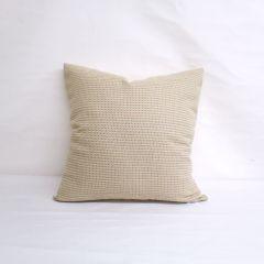 Throw Pillow Made With Sunbrella Mainstreet Wren 42048-0005