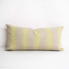 Throw Pillow Made With Sunbrella Perception Glow 44339-0003