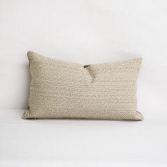 Throw Pillow Made With Sunbrella Posh Lichen 44157-0014