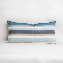 Throw Pillow Made With Sunbrella Scope Cape 40465-0004