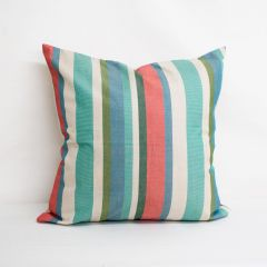 Throw Pillow Made With Sunbrella Scope Vintage 40465-0000
