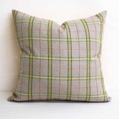 Throw Pillow Made With Sunbrella Simplicity Garden 44340-0003