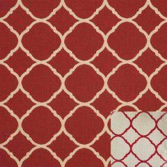 Order Cut Yardage: Sunbrella Accord Crimson 45936-0000 - Reversible (Dark Side)