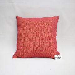 Throw Pillow Made With Sunbrella Tailored Cherry 42082-0011